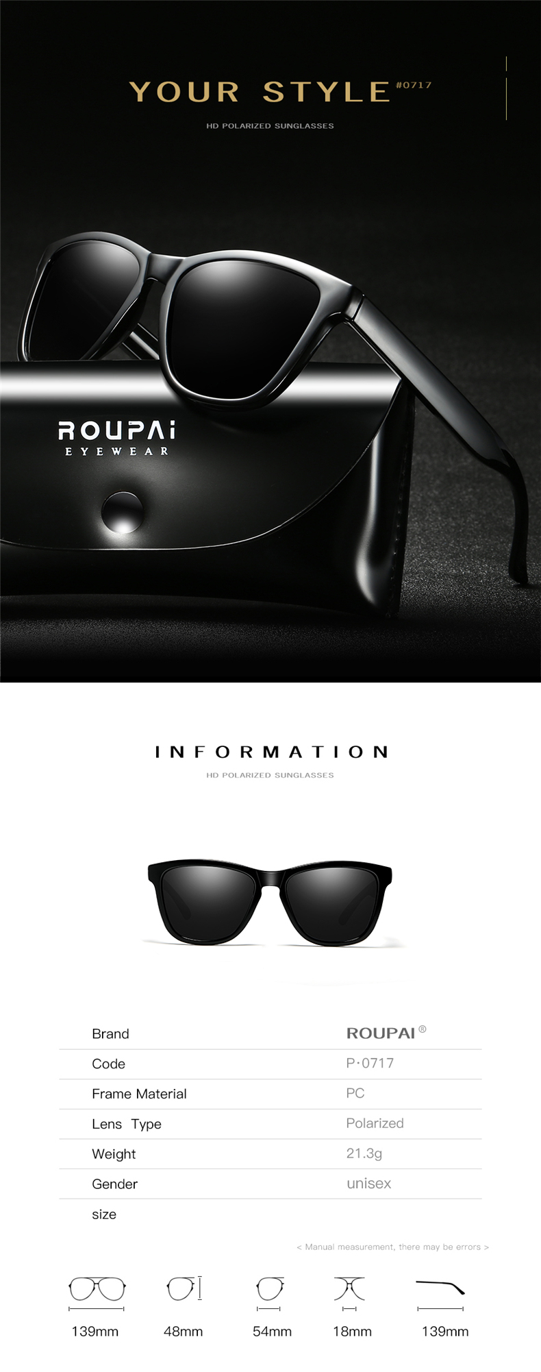 High Quality Polarized Wholesale Mens Fashion cheap Sunglasses