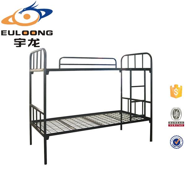 Acero muebles de dormitorio cama de hierro fundido marco tamaño ...