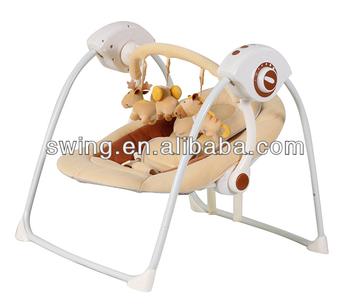 Baby Schommelstoel Automatisch.Automatische Swing Swing Stoel Baby Baby Schommelstoel Rocker