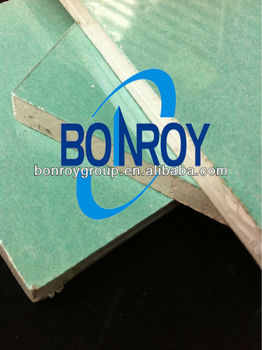 1200mmx2400mm Prices Waterproof Gypsum Ceiling Board Drywall Plasterboard
