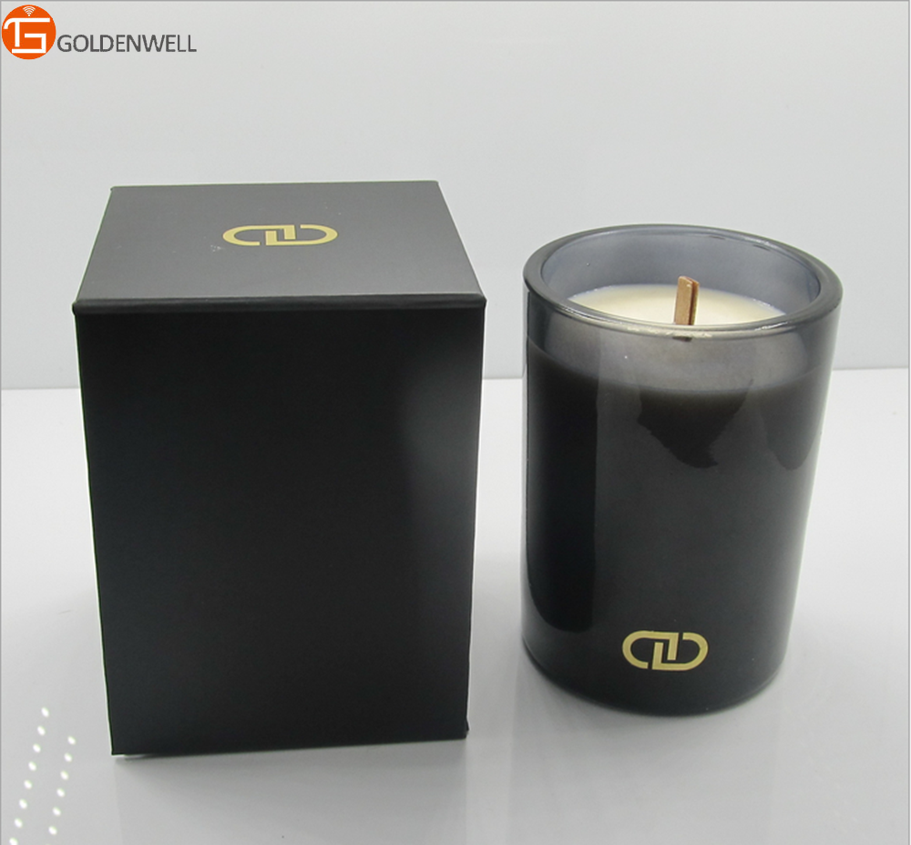 Luxury Woodwick Candle Crackle And Flicker Like Your Fireplace ...