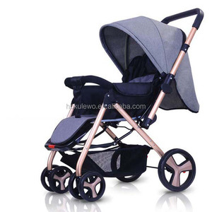 Pink inexpensive newborn baby strollers
