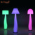 Modern and contemporary industrial color changing  outdoor rechargeable led floor lamp