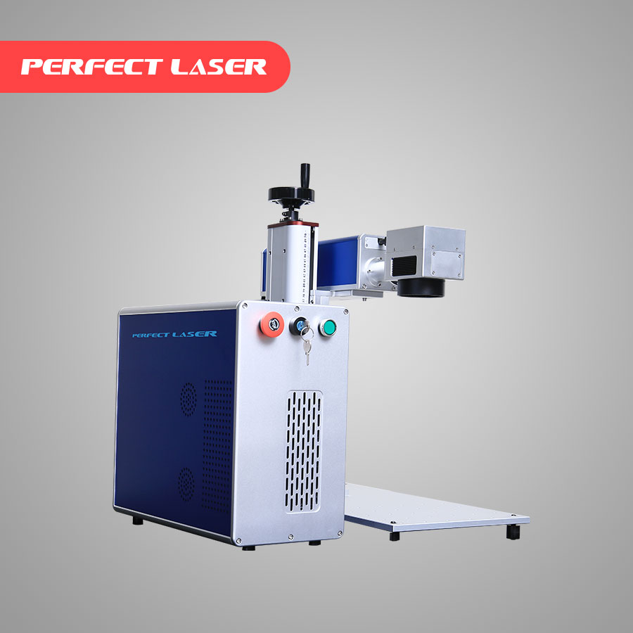 Hot Sale 10W 20W Cable And Wire Label Printer Laser Marking Machine With CE