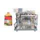 Automatic mango juice pouch packing machine beverage filler machine ice tea filling machine