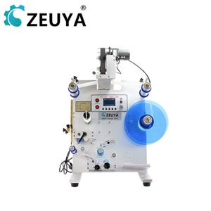 durable manual small ampoule labeling machine fm-130