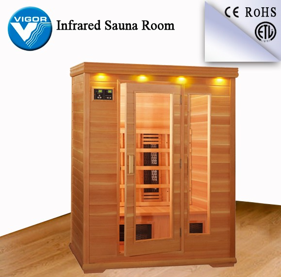 Hot Sale Traditional Sauna Room Home Portable Steam Saunadry And