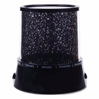 Zogifts LED Star Master night light Star Constellation Projector night Lamp for kids