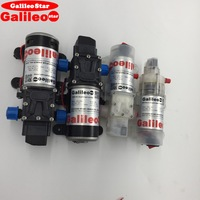 GalileoStar2 water mist fan pump 4000 bar high pressure pump