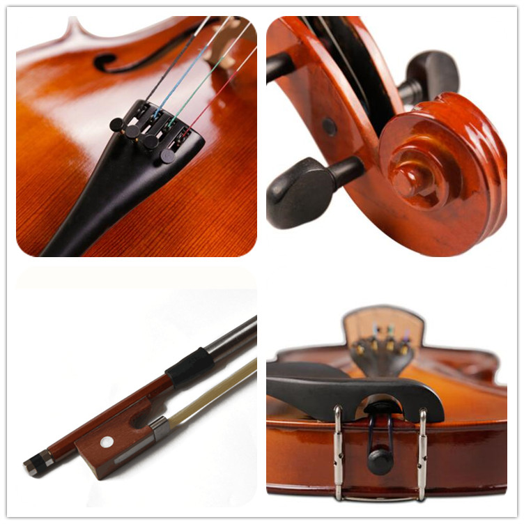 Professional Four Strings ไม้ Viola Bow