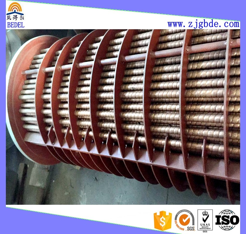 2017 New design copper fins square fin tube of China National Standard