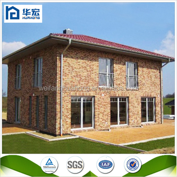 Hot Iso Certification Ready Build Simple House Structure
