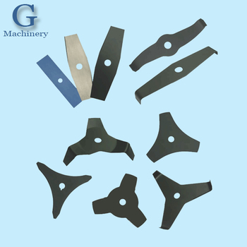 4 Teeth-brush Cutter Blade/grass Cutting Blades Of Custom Made - Buy Lawn  Mower Blade,Grass Cutting Blades,Trimmer Blade Product on Alibaba com