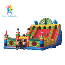 Animal theme Peacock Beach Bouncer Inflatable/inflatable fun world