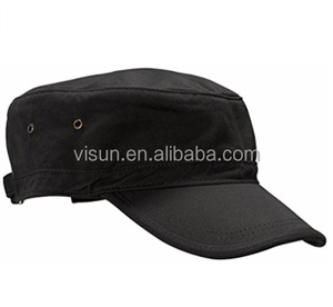 100% Cotton Twill Adjustable Corps hat cap