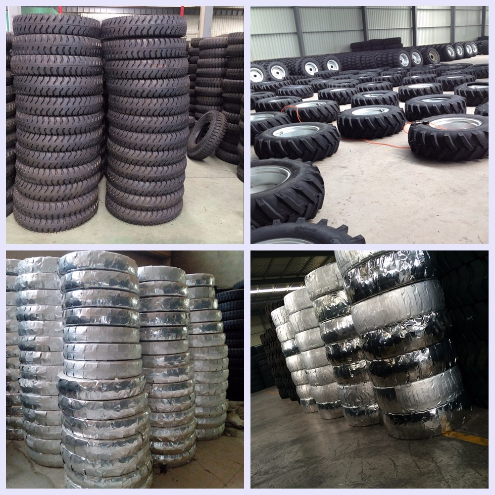 Chinese Tyres Mail: Bobcat Skidsteer Loader Industrial Tire Jt-201 Pattern