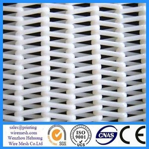 new design plastic mesh fabric / polyester woven dryer fabric- for paper mill paper-making spiral dryer fabric