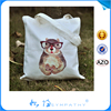 small animals pattern girl's lovely fashion Cotton handBag