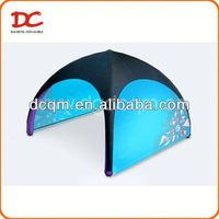 Durable tents for events inflatable