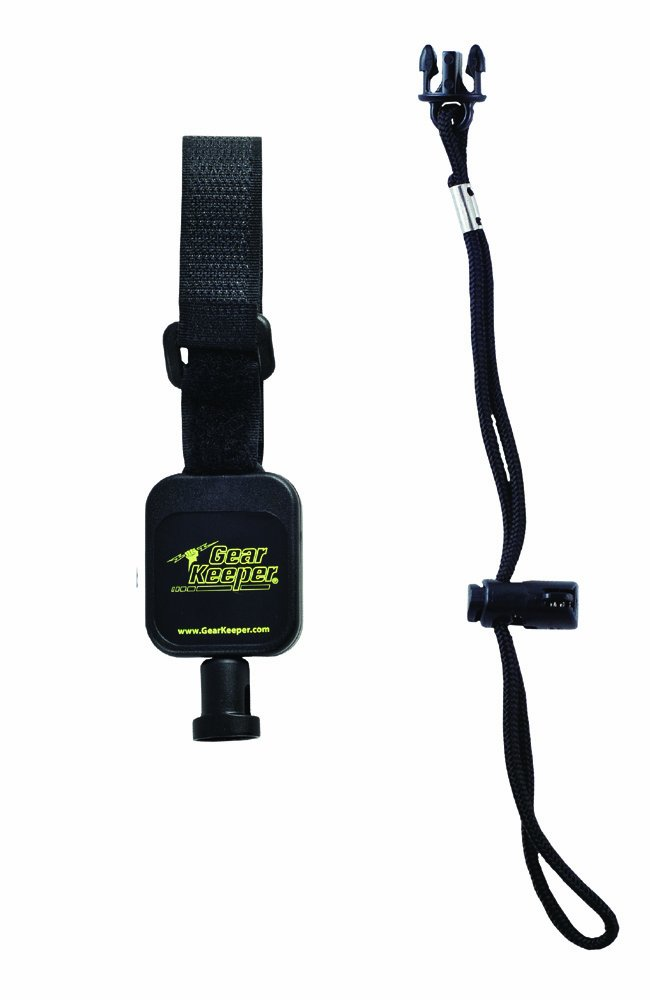 Gear Keeper RT2-4212 23 Inch FLAG Retractable Holder CB Radio Microphone Hanger