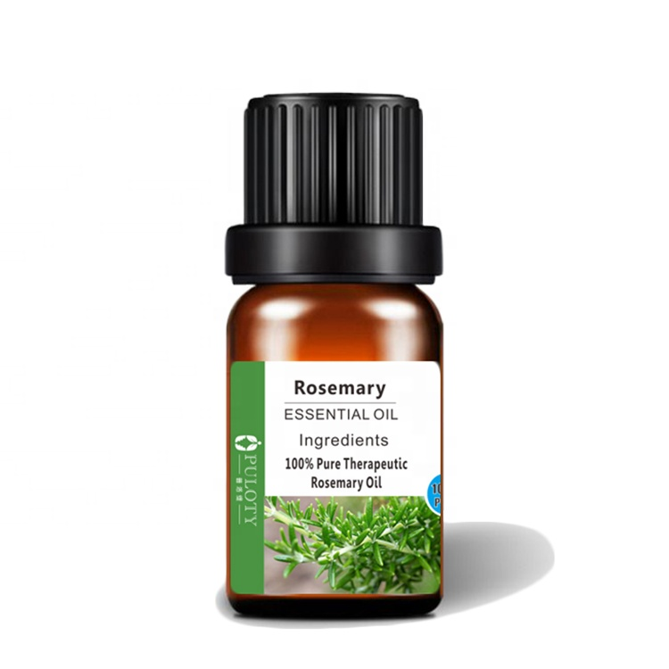 Full Body Oil Massage Image Name in Rosemary Essential Oil