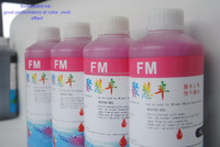 wholesale sublimation transfer fluorescent ink yellow and magenta