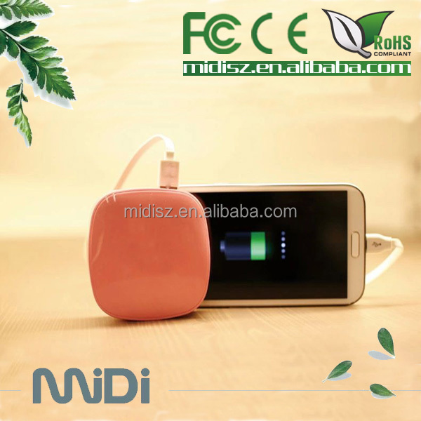 2014 NEW Amazing Portable 5600mAh high capacity 2014 best sale power bank for car and electronics products