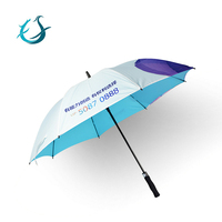 Most popular products newly durable solar umbrella fan