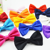 Hot Sale casual mixed color kids bow tie boy bow tie in Children's accessoriesBT-66