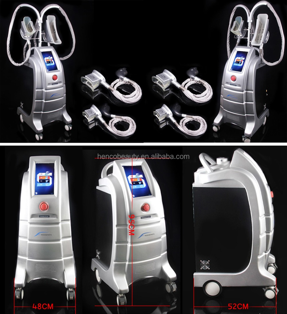 4 handles cryolipolysis fat freezing ETG50-4S