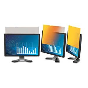 """3M - Frameless Gold Lcd Privacy Filter For 17"""" Monitor """"Product Category: Computer Accessories/Monitor Screen Filters"""""""