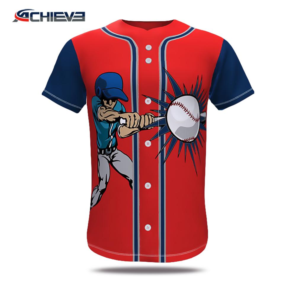 new product 0c835 6b92f Custom Design Baseball Jersey With Your Logo & Name - Buy Cheap Custom  Baseball Jerseys,Custom Stripe Baseball Jersey,Stylish Baseball Jersey  Product ...