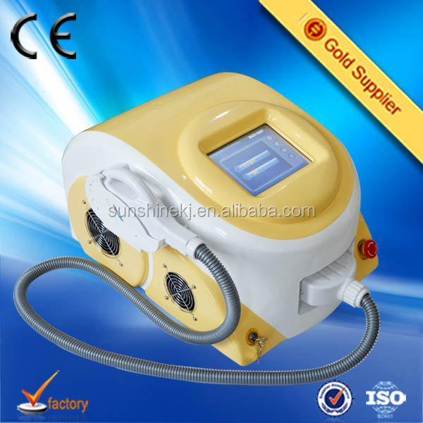 Home use IPL ELIGHT beauty equipment for hair removal and skin care ELIGHT machine for sale