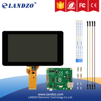 raspberry pi lcd monitor