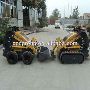 CP300 B&S engine 21hp small skid steer loader for sale
