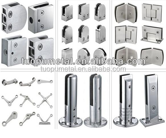 China Factory 90 Degree Glass Shower Door Pivot Hinge