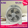 14 inch fashionable quiet box fan with low price