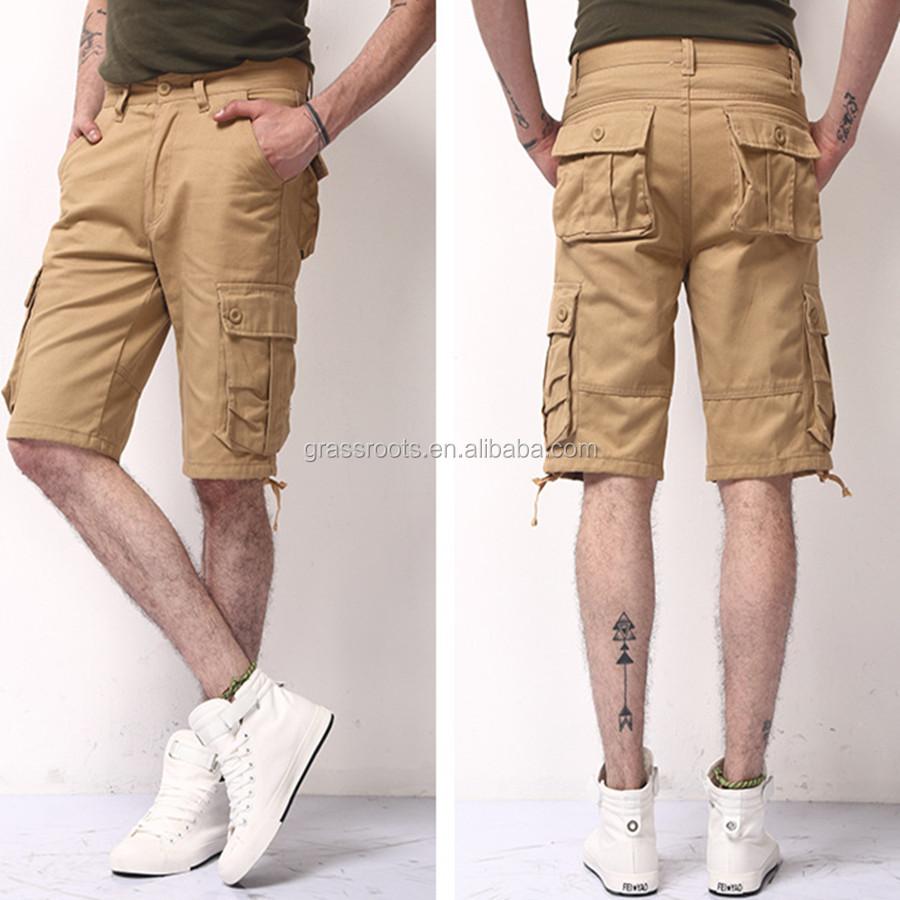 short capri pants - Pi Pants