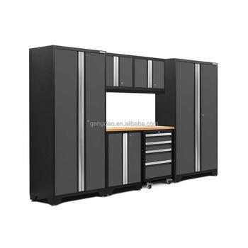 Ningbo Heavy Duty Metal Garage Storage Cabinet For Garage