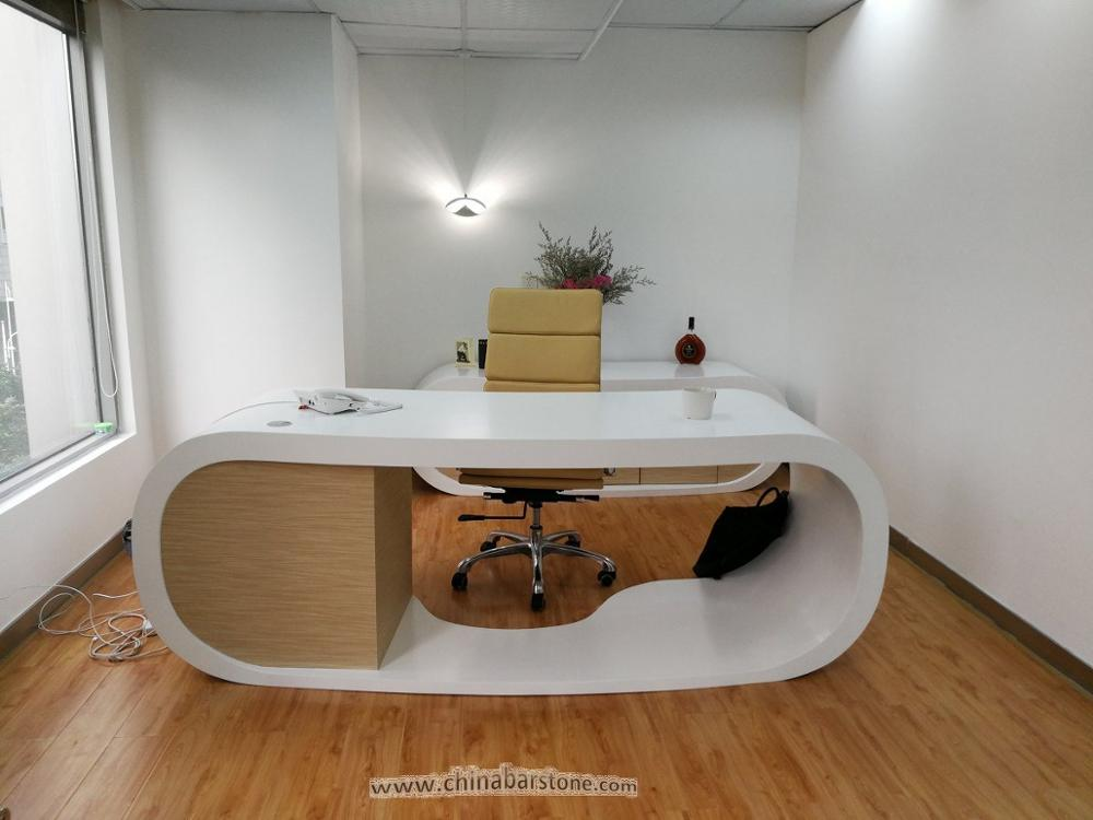Bureau de direction design et de qualité de couleurs variées