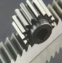 round gear rack and pinion by precision casting