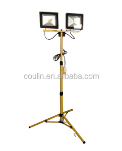 10W 20W 30W IP65 Die-Cating Aluminium LED Floodlight With Tripod stand
