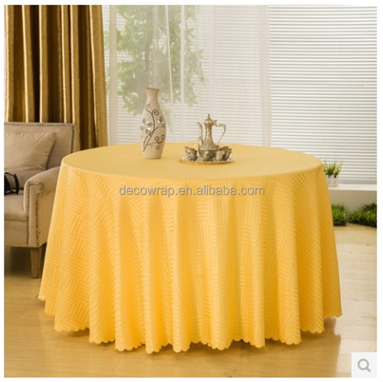 2017 wedding rubber table cloth