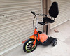 Hot selling three wheel bicycle/tricycle for disable people