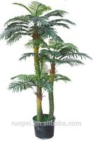 Wholesale Indoor or Outdoor Artificial Palm Tree For Decorative