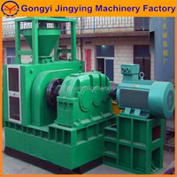 hydraulic screw press briquetting press plants india for brown coal,charcoal, lime, Sponge Iron