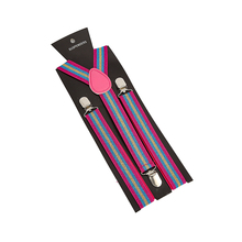 New Promotion High Quality Colorful Fashion Suspenders For Women