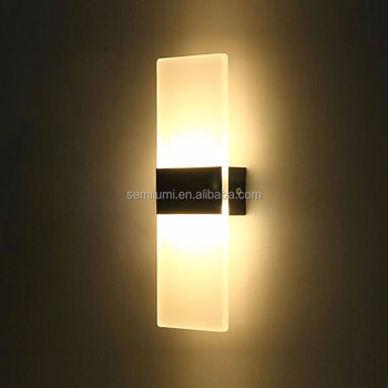 Led Wall Lamps Indoor Haiden Led Bath Wall Sconce Modern Sconce ...