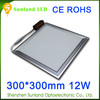 High Quality CE ROHS passed SMD3014 rgb led panel light
