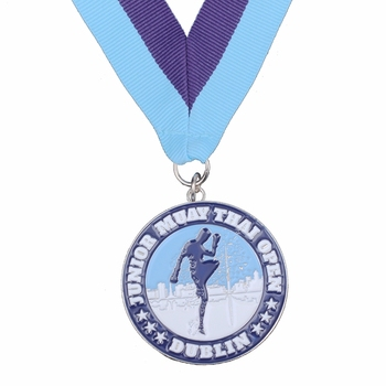 Design Logo 3D Custom Sports Award Medals Track And Field Badge